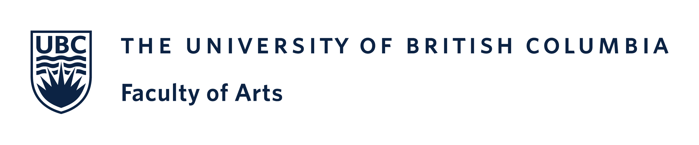 UBC Faculty of Arts logo